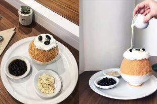來自泰國清邁的超人氣冰品店!泰式奶茶冰最夯,沒想到還有「台灣限定」的甜點!-台灣美食懶人包