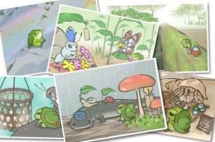 「你知道《旅行青蛙》是怎麼選擇旅行路線的嗎?」看完這 4 張圖,你會豁然開朗! – 我們用電影寫日記