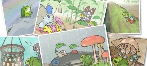 「你知道《旅行青蛙》是怎麼選擇旅行路線的嗎?」看完這 4 張圖,你會豁然開朗! - 我們用電影寫日記