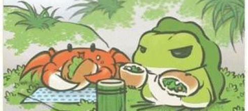 「《旅行青蛙》罕見的18張明信片,你擁有幾張?」 擁有 10 張才敢說自己有玩這遊戲 – 動漫的故事