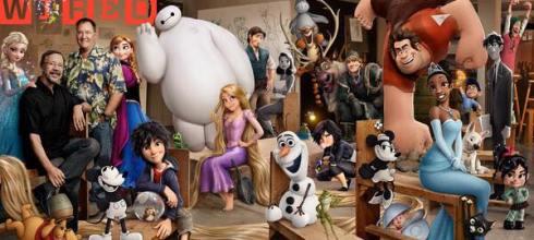 繼《美女與野獸》後,觀眾最希望迪士尼拍真人版的電影居然是這部。- 動漫的故事
