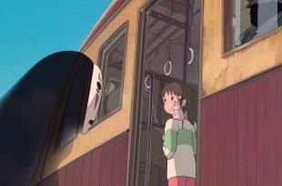 「為什麼無臉男會跟千尋上火車?」背後的原因讓人心碎-動漫的故事