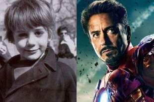 回顧 12 位復仇者英雄童年照,只有一個人竟然完全沒變!—《復仇者聯盟3》—我們用電影寫日記