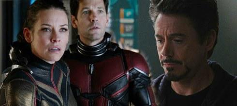 導演親自證實!蟻人、黃蜂女缺席《復仇者聯盟3》的真正原因首度曝光....—《蟻人與黃蜂女》—我們用電影寫日記