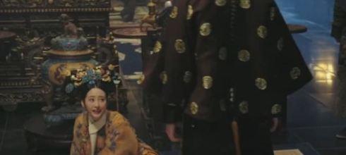《如懿傳》魏嬿婉被皇帝以毒酒賜死,死前她才知道為何皇帝會寵幸她-我們用電影寫日記