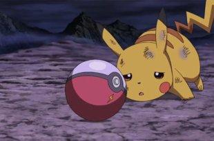 「為什麼皮卡丘死都不願意待在寶貝球裡?」這位法國大師畫的兩張圖說明了原因! – 《精靈寶可夢》 – 動漫的故事