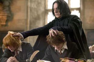 「石內卜對哈利說的第一句話,就預告了《哈利波特》的結局?」原來這句話背後的藏了很深的意義! – 我們用電影寫日記