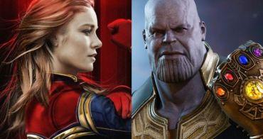 《復仇者聯盟4》作者公開說明,「為什麼等到英雄們都死光才聯絡驚奇隊長?」- 我們用電影寫日記