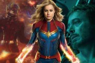 「不希望驚奇隊長在《復仇者聯盟4》開外掛?」羅素兄弟坦承:她是個棘手的角色… – 我們用電影寫日記