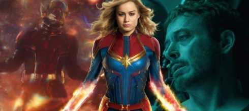 「不希望驚奇隊長在《復仇者聯盟4》開外掛?」羅素兄弟坦承:她是個棘手的角色... - 我們用電影寫日記