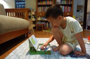 [同大爺私物]小小孩數學桌遊大集合 Orchard Toys魔法數學及Haba行動數字小提箱