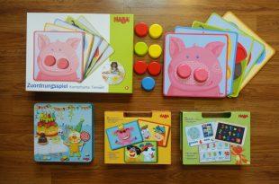 [同大爺私物] 好玩又富教育意義的教玩具 德國Haba行動小提箱及磁鐵遊戲盒