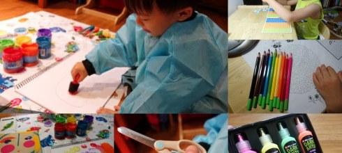 【揪團】Micador 澳洲無毒水洗顏料 用了2年的好用幼兒畫畫工具