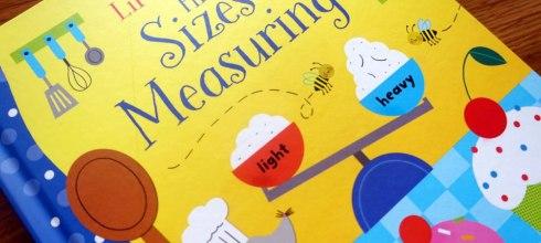 幼兒智能啟蒙的第1本翻翻書|Lift-the-Flap Sizes and Measuring