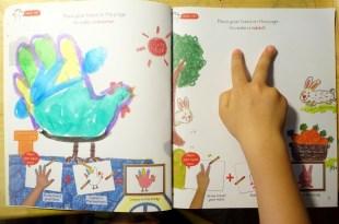 這樣玩創意|Creative Hand Art手的魔術師+Adopt Me! Baby Panda超東方熊貓遊戲書