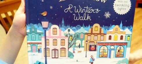 一閃一閃亮晶晶的發光書 Let it Glow: A Winter's Walk