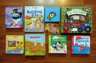 親子共讀|8本超有趣硬頁書:華貴亮片觸摸書、操作書、翻翻百科書、減法書