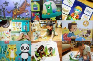 [揪團]1月書團:美術家提盒,生活經驗書單,陶土遊戲書,Orchard Toys桌遊,德國Haba教玩具