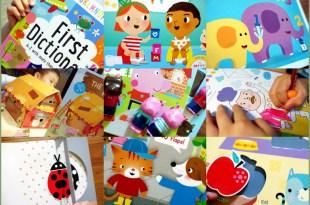 5月書單:3D模型書屋,幼兒字典,神奇鏡面書,繪本,貼紙書,硬頁書,學齡前數學邏輯擦寫書