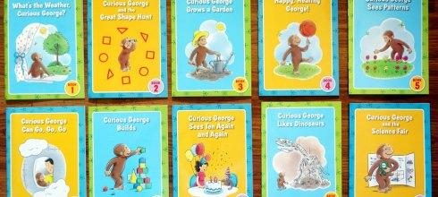 [親子共讀] 小小孩的低幼STEM繪本故事書|全球銷售2700萬冊的好奇𤠣喬治