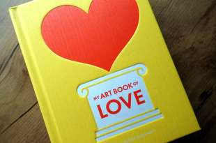 孩子的第1本藝術硬頁書|My Art Book of Love|梵谷,高更,畢卡索⋯⋯超過30位藝術家