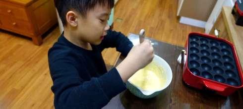 在家就能玩 烘焙也能培養孩子自信心 Bruno電烤盤我家心頭好