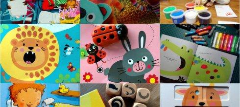 [揪團]1月書團:月光手電筒書,點讀音效書,智能玩具書,故事骰,水彩棒,手指顏料,畫冊,硬頁書