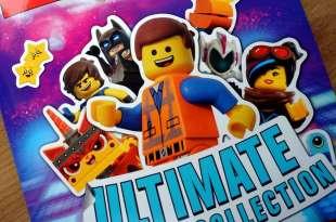 好玩才有專注力|THE LEGO MOVIE 2|樂高玩電影2-貼紙找找書