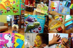 [揪團]5月書團:貼紙遊戲書,硬頁書,立體書屋,水彩棒,手指顏料,TickiT 感統磁吸積木,體能平衡板
