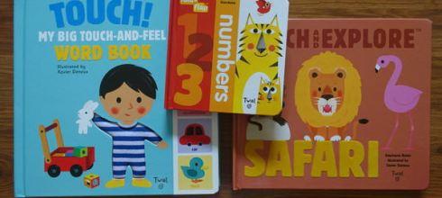 親子共讀●7本小小孩的操作書單大集合●共讀筆記分享