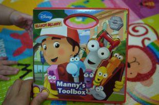 [親子共讀]同大爺的書單-Handy Manny萬能阿曼