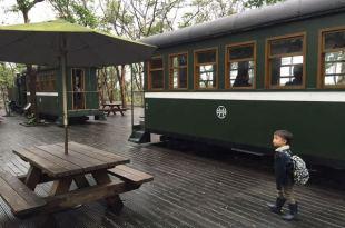 親子火車環島紀錄10●宜蘭線:羅東站●美極的羅東林場和好玩豆花DIY