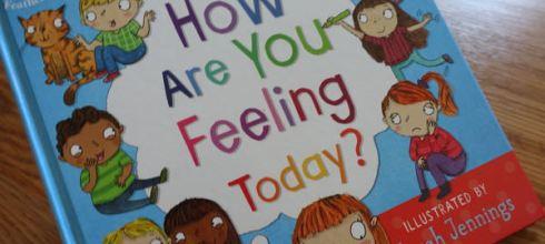 [幼兒情緒大圖鑑] 下次、你可以這樣做●How Are You Feeling Today?●
