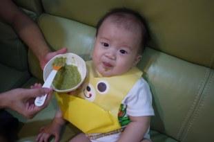 同大爺的副食品食譜(7m23d)-綠椰菜泥