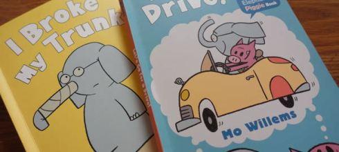 [親子共讀]超可愛好友二人組●Elephant&Piggie系列●幽默的Mo Willems繪本
