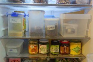【快速廚娘小秘訣】冰箱方便收納法和必備好物
