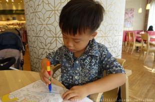 [外出安撫好物] 同大爺的故事畫畫冊●COLOR Attack●讓孩子很忙碌的畫畫書