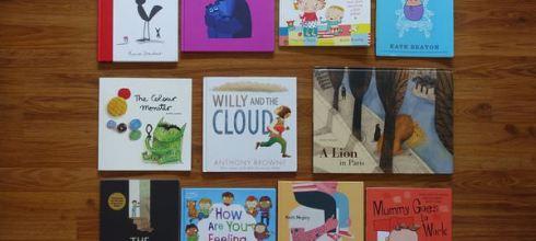 餵故事長大的孩子●我們家最近的親子共讀繪本們●大集合分享