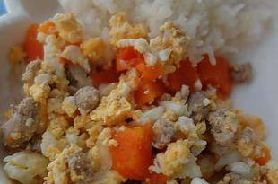 嬰幼兒食物-無油蛋料理 (食譜分享)