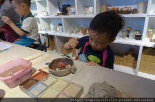 [台北親子遊]溜小孩不用曬太陽 ●松菸五行創藝● 做一個陶碗帶回家
