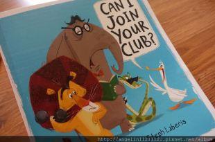 心有戚戚焉之實用選書●Can I Join Your Club?●適合小小孩的4本社交書單