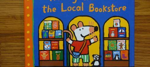 帶孩子去書店●Maisy Goes to the Local Bookstore●