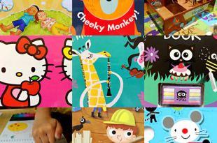 [揪團]5月書團●硬頁書,音效書,指印畫遊戲書,黑板書,有聲CD書,丹麥故事教具 ●
