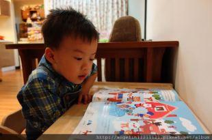[同大爺書報]引導專注力找找書●Littleland Around the World●小小人的環遊世界