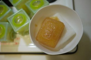 同大爺的副食品食譜(8m3d)-蘋果泥米糊