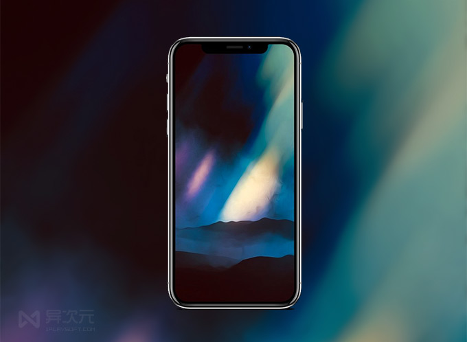 Ios 11 Wallpapers Iphone X 收集最适合做桌面的简约手机壁纸下载 简洁清爽纯净而又色彩斑斓 异次元软件世界