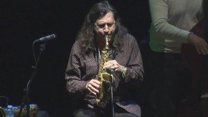 Jorge Pardo elegido mejor músico de jazz europeo