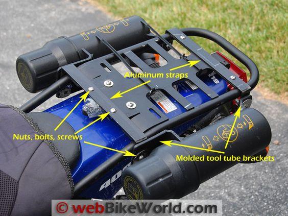 Motorcycle Tool Tube Webbikeworld