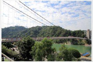 烏來and碧潭の60年的老景點
