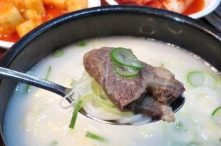 ♫就是來韓國吃_雪濃湯_首爾中區,市政廳站